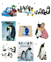 My Favourite Penguin Learning Materials