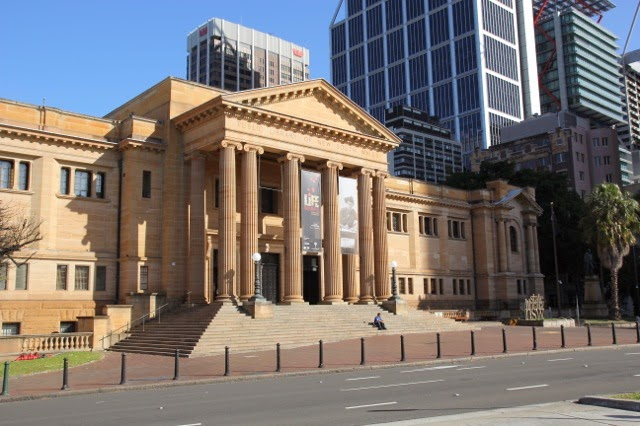 Sydney - State Library