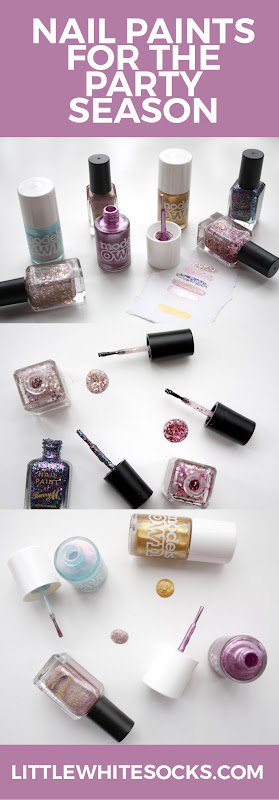 nail paints for the party season