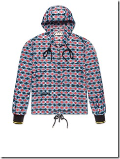 MARNI BLINKY COLLECTION XMAS 2016 - anorak