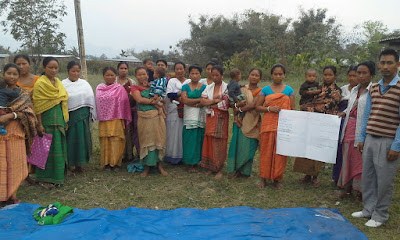 Dream building and action plan at Jingabil, Udalguri