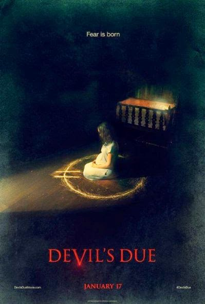 Poster Of English Movie Devil's Due (2014) Free Download Full New Hollywood Movie Watch Online At Alldownloads4u.Com