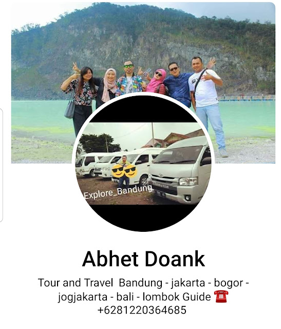 Pemandu Pelancong Bandung Abhet