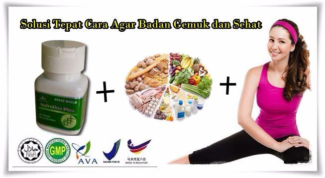 Cara Agar Badan Gemuk dan Sehat