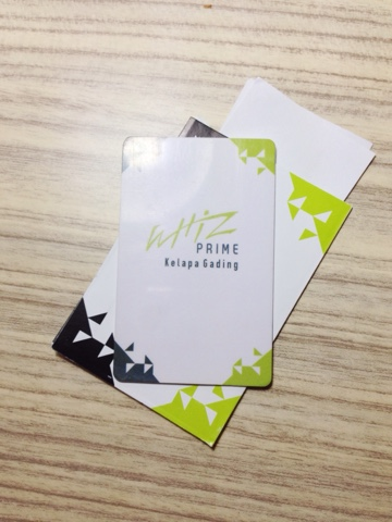 [Review] Whiz Prime Kelapa Gading Hotel