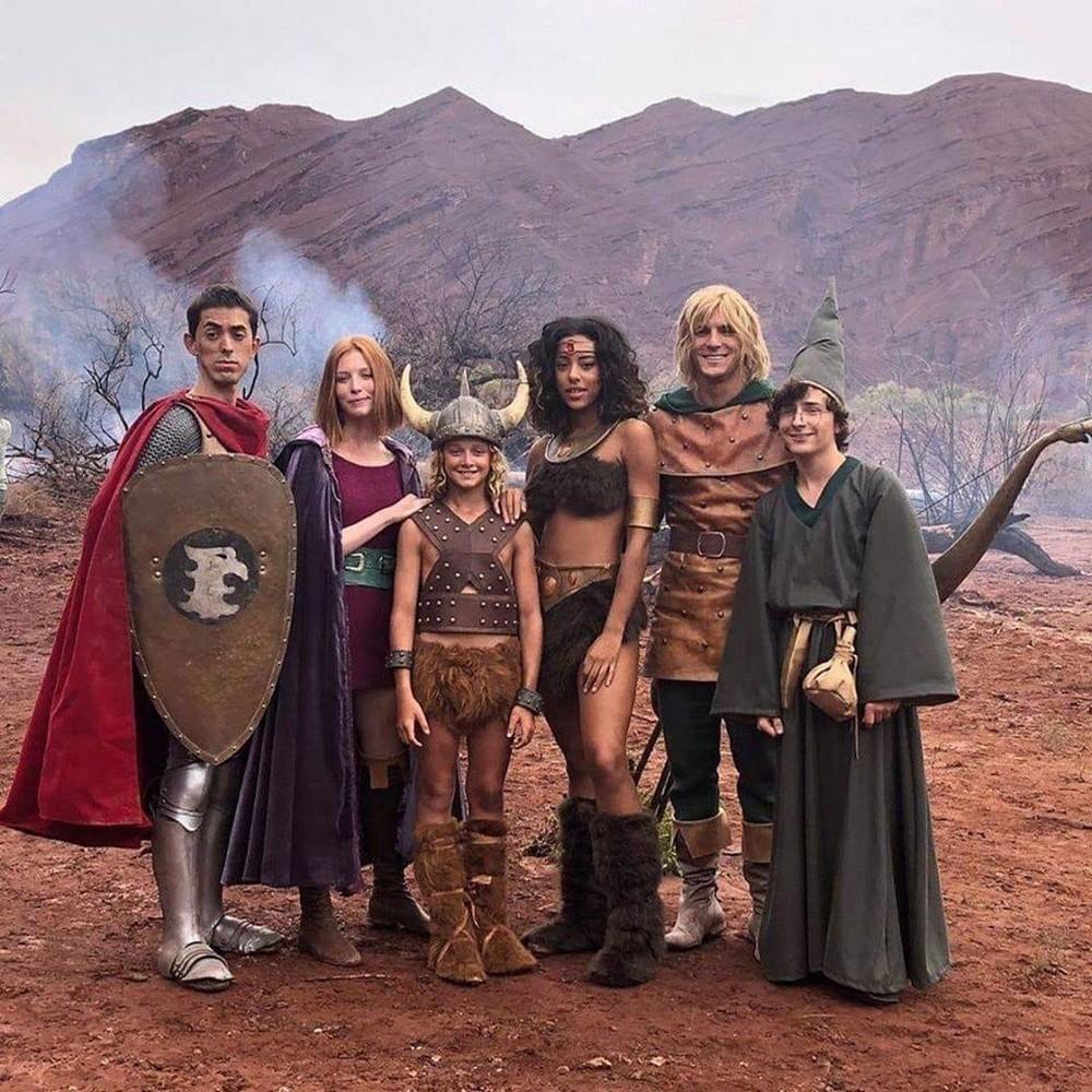 Filme do Caverna do Dragão conquista a atenção de marcas para promover produtos