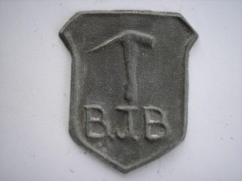 Naam: BJBPlaats: GroningenJaartal: 1950