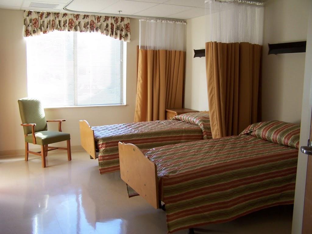 A new Oakdale semi-private room