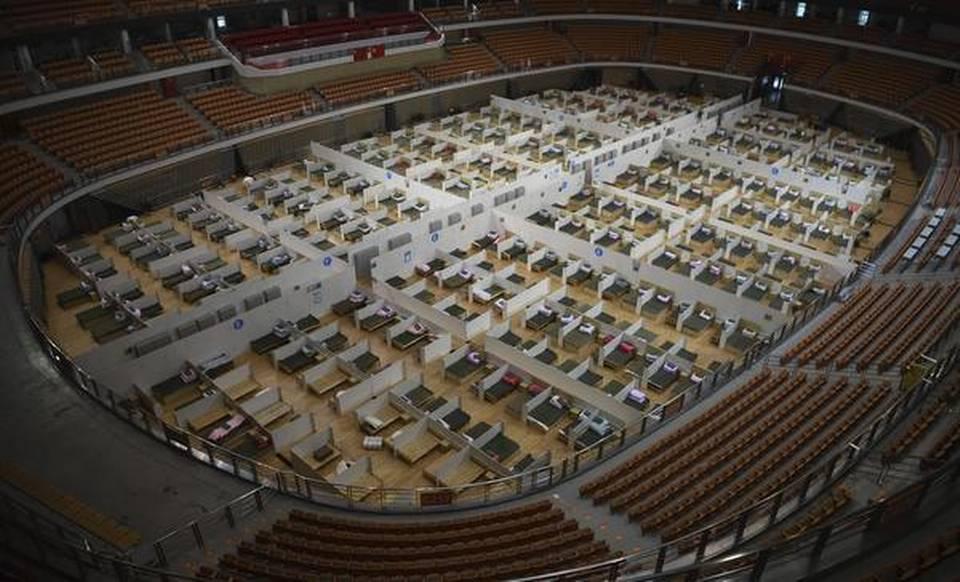 coronavirus spread 66 country, death toll 3000 news and update KPP