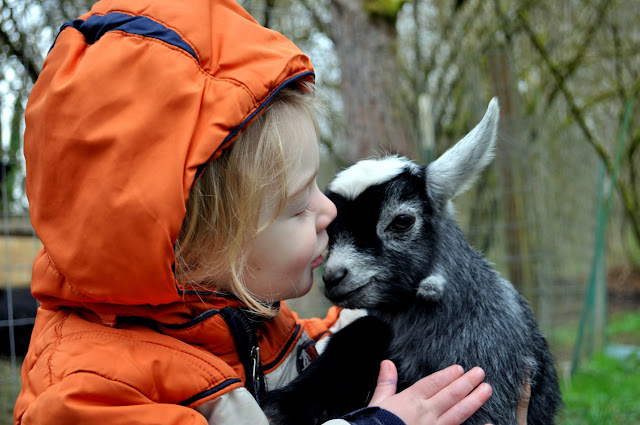 """Kid kissing kid"" / Credit: Bobbi Kelley"