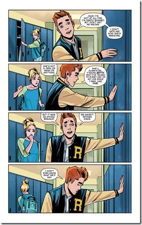 Archie (2015-) 001-006