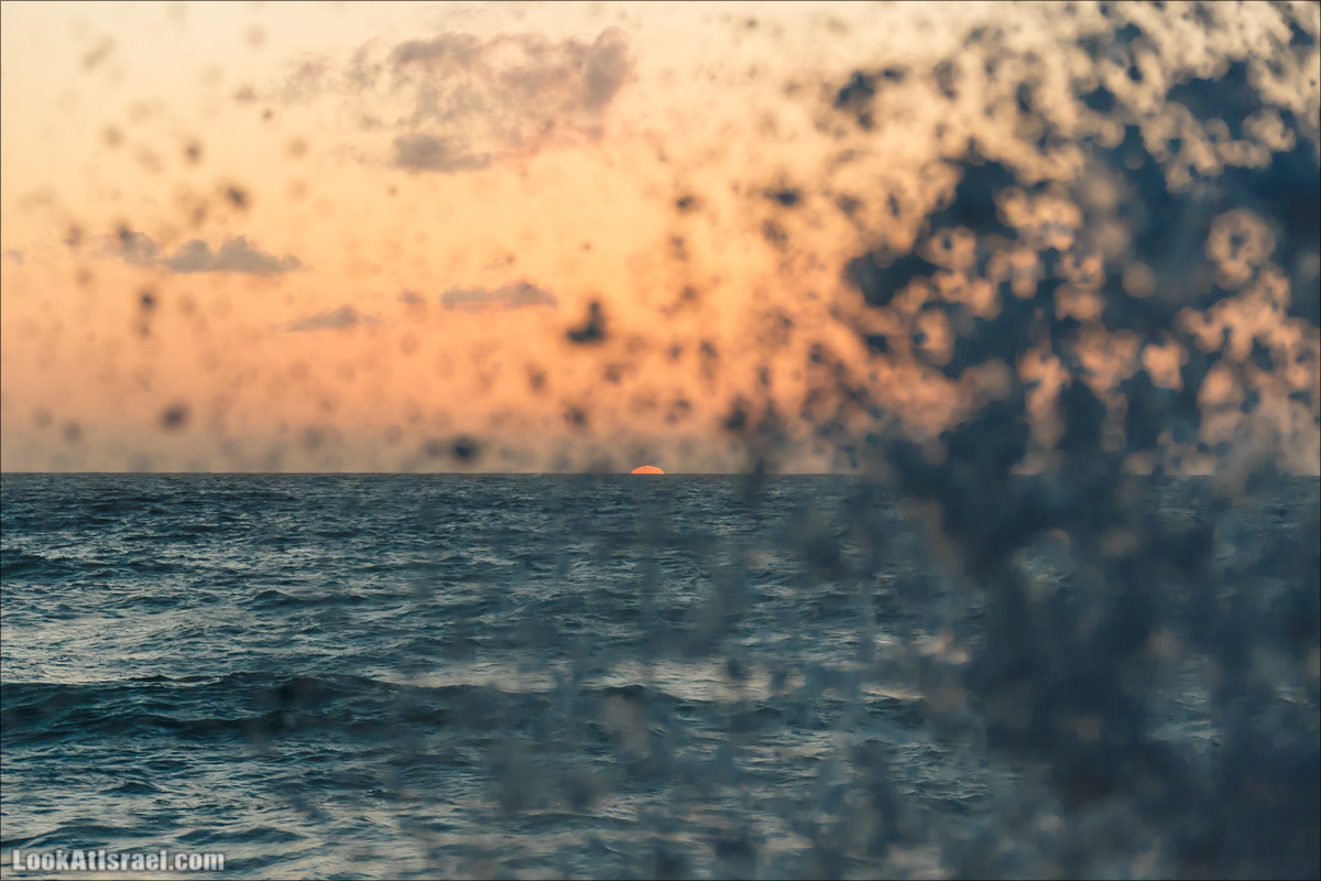 Морем накрыло