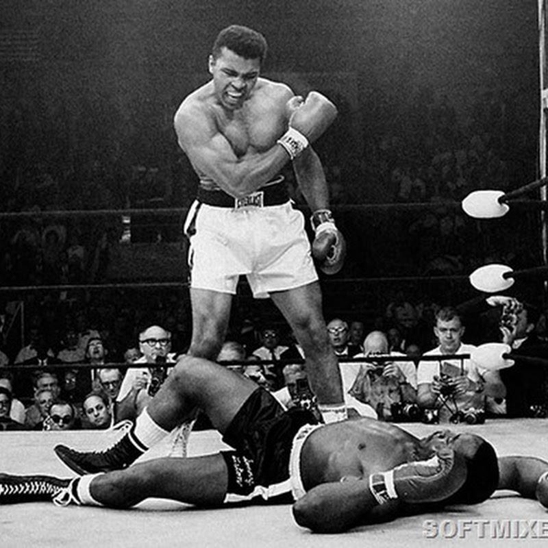 Мохаммед Али - легенда мирового бокса