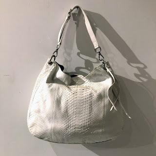 Ralph Lauren Python Hobo Bag
