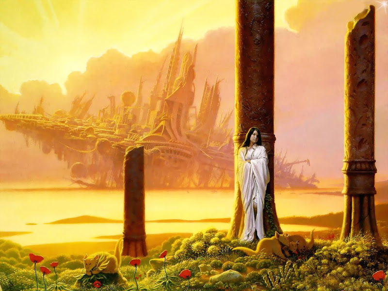 Weird Lands Of Fantasy 9, Magical Landscapes 3