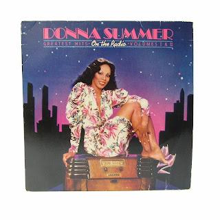 "Donna Summers ""On the Radio"" Volume I & II Vinyl Record Set"