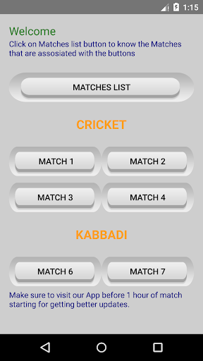 Safe11 Cricket , Kabaddi Teams & Contest Codes  screenshots 1