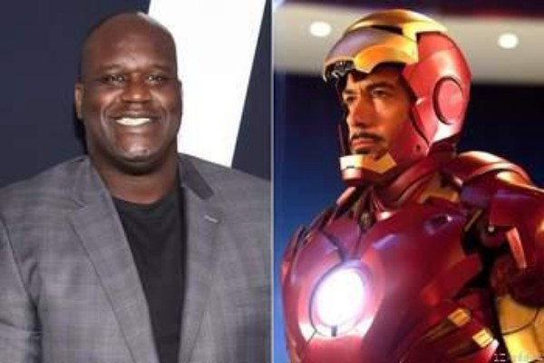 Shaq Campaigns for Avengers Role