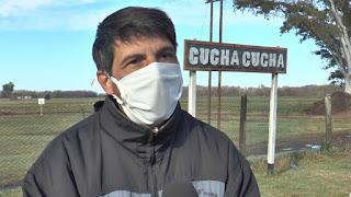Mauricio Puppio Cucha Cucha Chacabuco