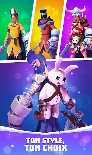 Télécharger Knighthood APK MOD (Astuce) screenshots 1
