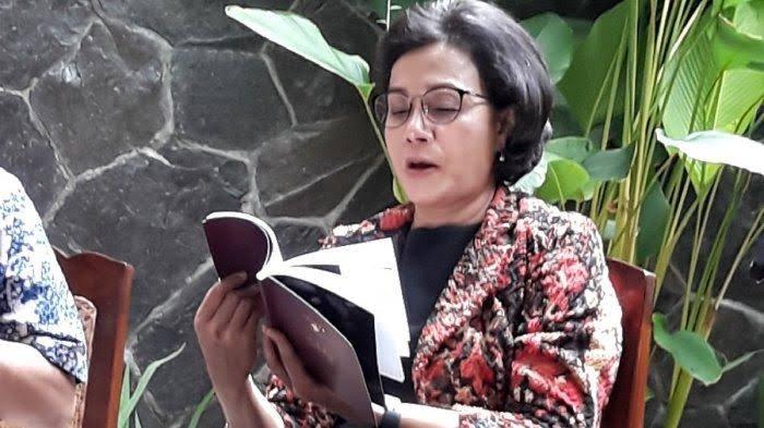Puisi Sri Mulyani: Malaikat Pencabut Nyawa Lagi Turun Masif