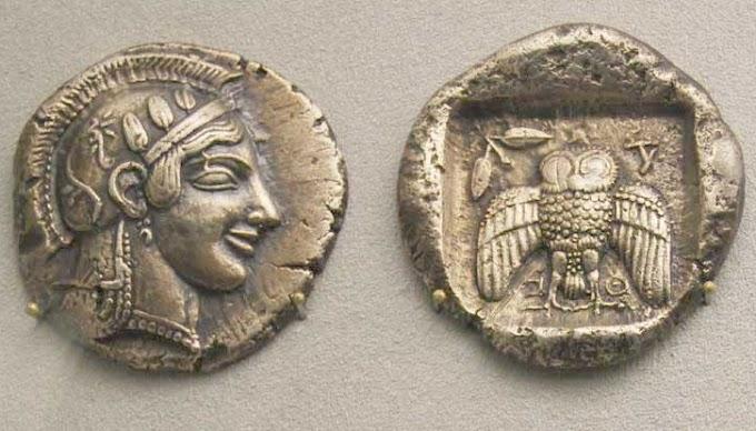 Νομίσματα του ελληνικού κόσμου .-ΦΩΤΟ