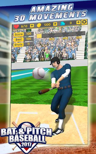 棒球棒和音高2017年