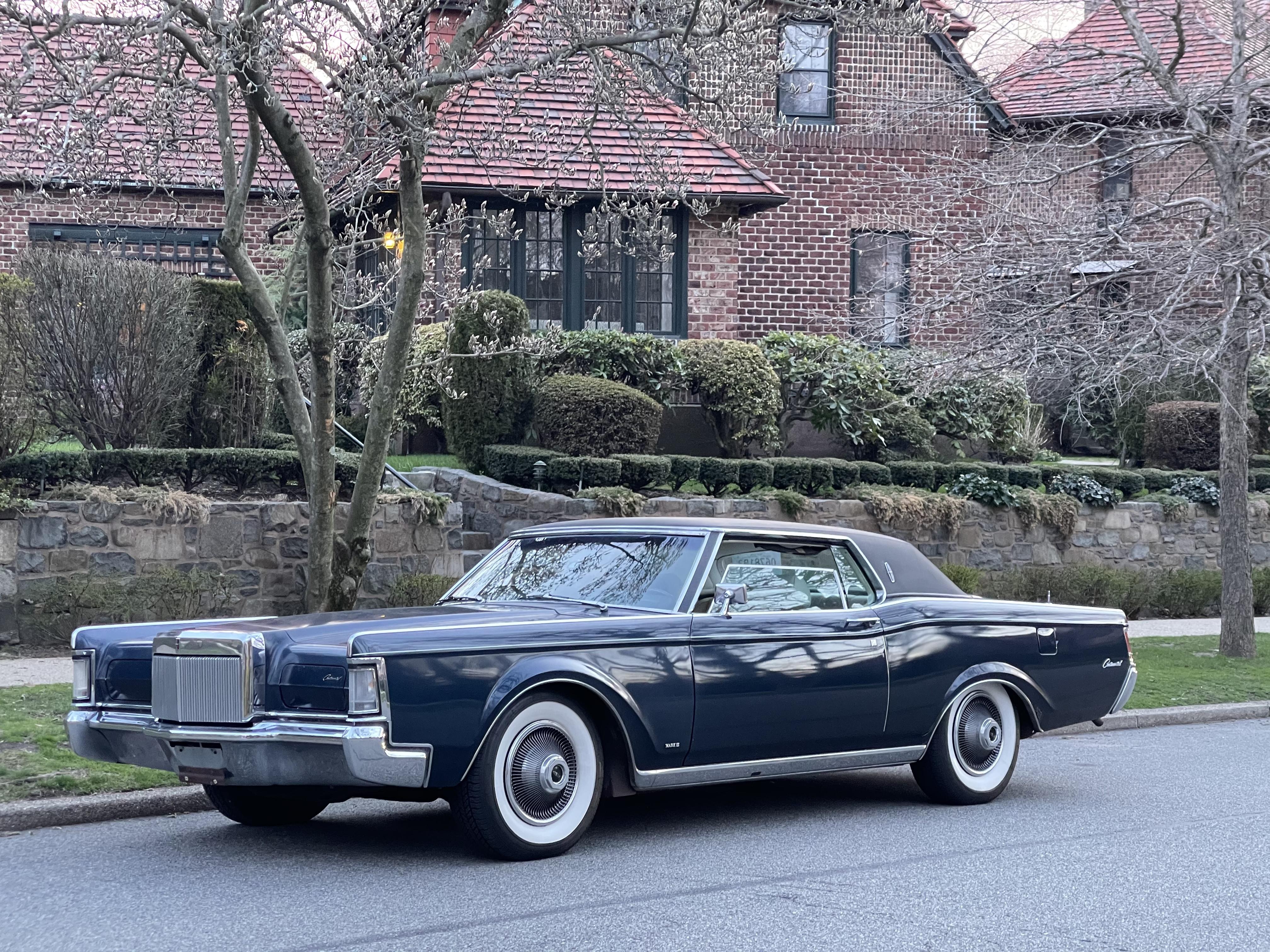 Lincoln Continental Mark Iii Hire Lodi