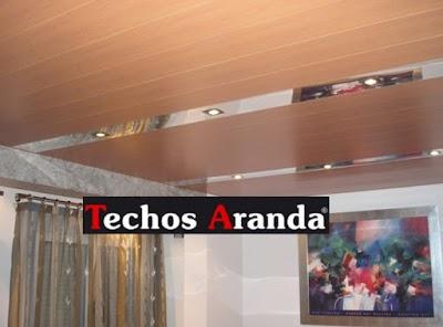 Precio economico techos de aluminio para baños Madrid