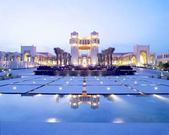 Bahrain - hotel
