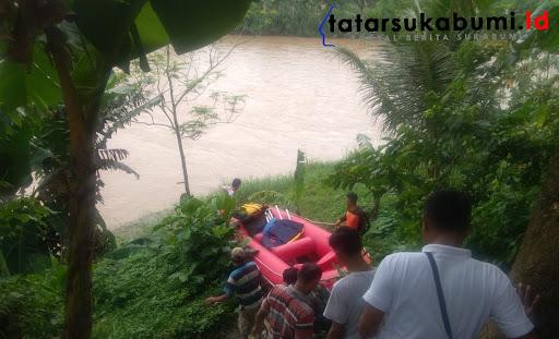 Pencarian Korban Tenggelam, Tim SAR Sisir 8 Kilometer Sungai Cimandiri