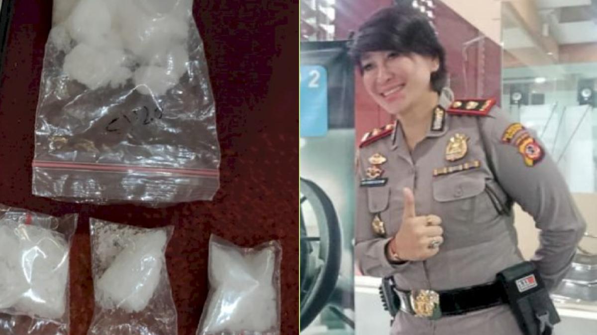 Kapolsek Astana Anyar Bandung bersama 11 Anggotanya Ditangkap Terkait Narkoba
