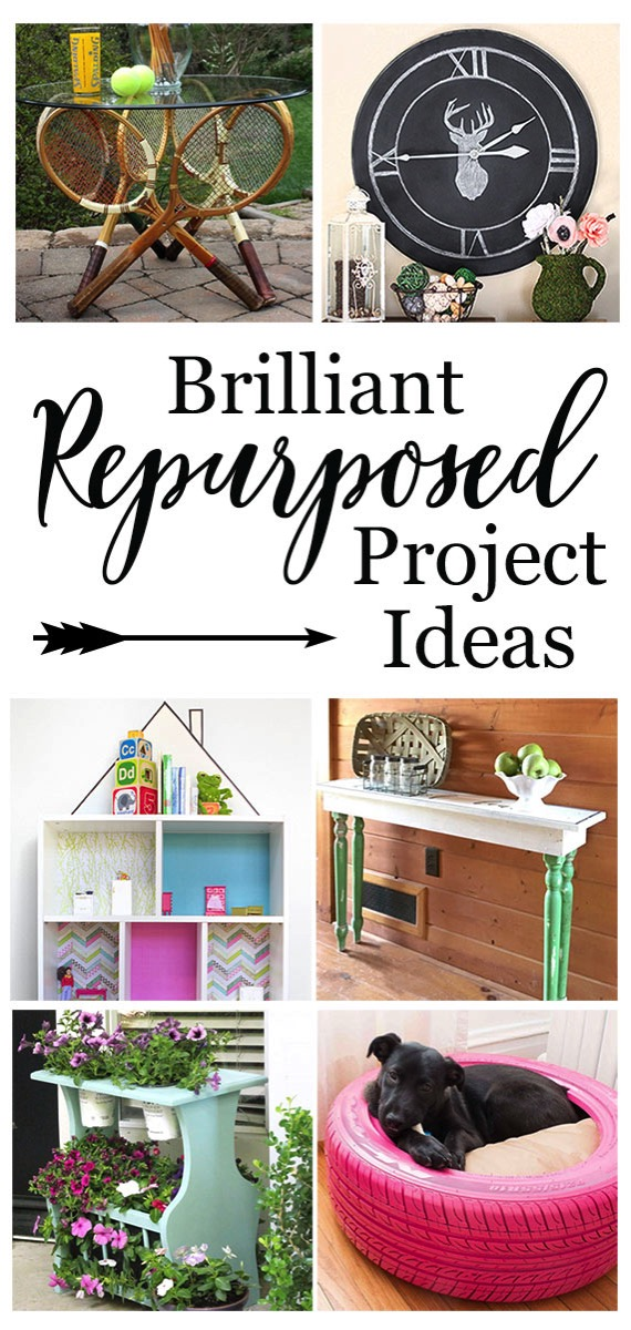 10 brilliant repurposed project ideas