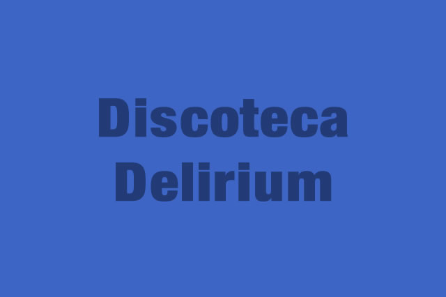 Discoteca Delirium es Partner de la Alianza Tarjeta al 10% Efectiva
