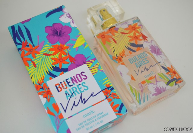 mark by Avon Buenos Aires Vibe Fragrance Review
