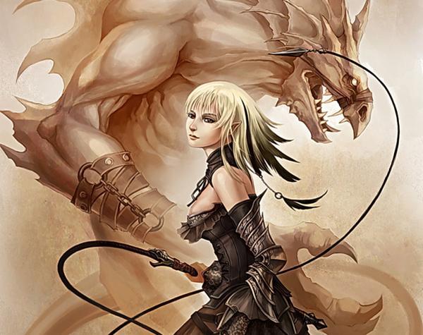 Tamer The Monster, Spirit Companion 4