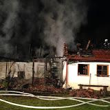 ZÁSAH – požár chaty Babice