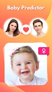 HiddenMe -Face Aging App, Baby Maker, Old Face Screenshot