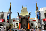 Das berühmte TCL Chinese Theater am Hollywood Boulevard