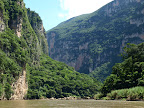 Bootstour durch den Canyon