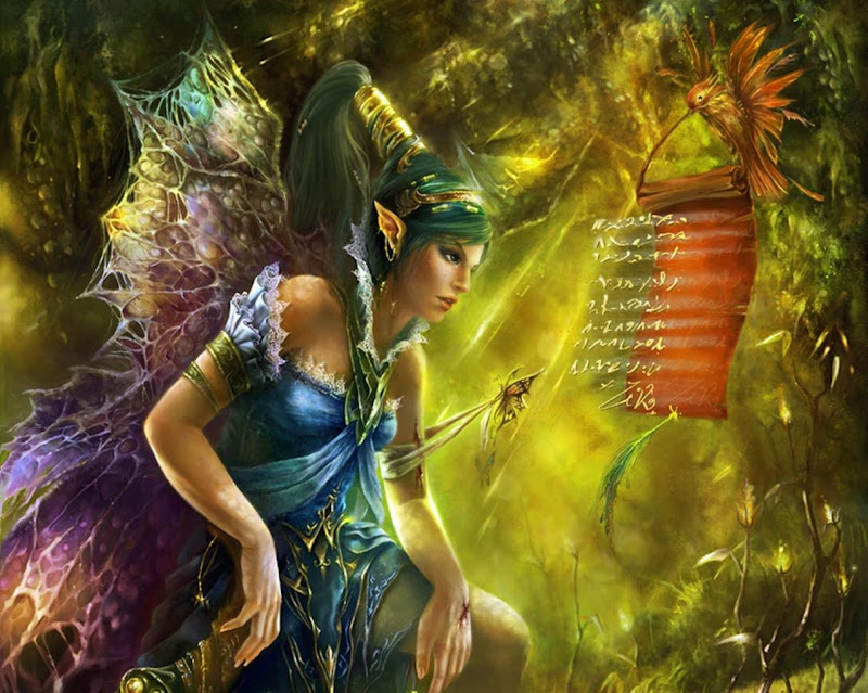 Mage Of Green Kingdom, Fairies 1