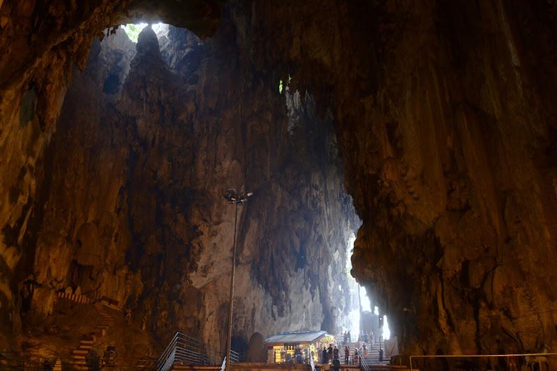 пещеры бату малайзия batu caves