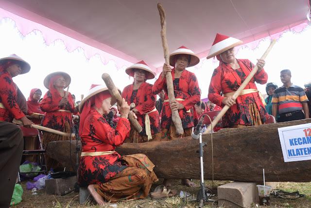 Festival Gejok lesung Tandai Semarak Hari Jadi Kabupaten Klaten ke 214