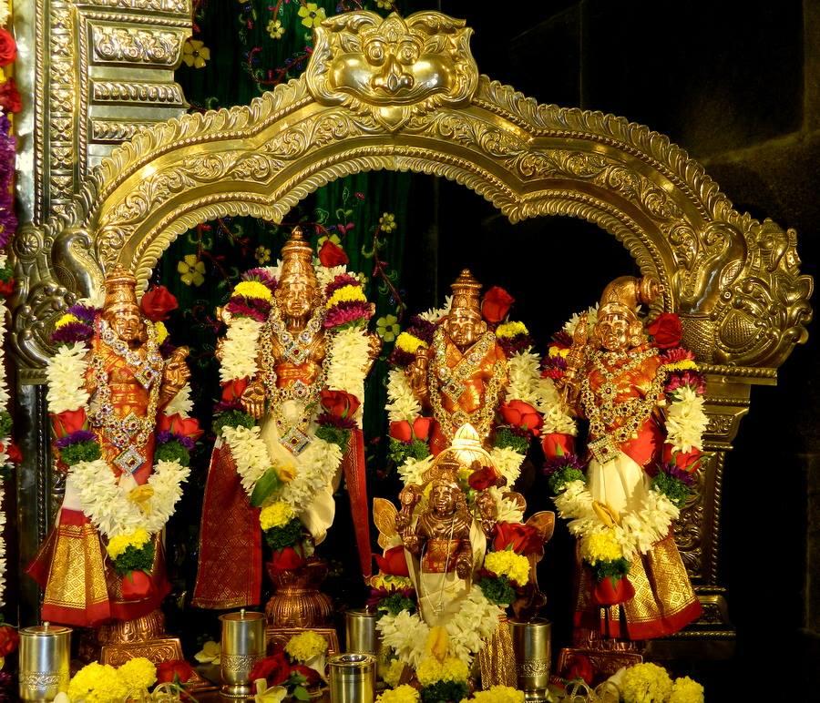 ISKCON Pune NVCC Deity Darshan 10 Jan 2017 (4)