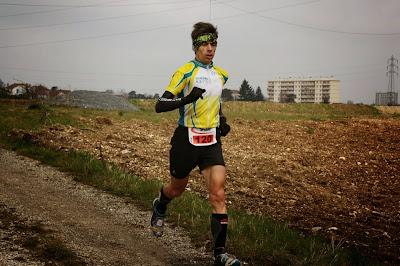 Trail Rhône-Saône 2015 - dernier km