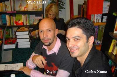 Pickup Artist Carlos Xuma 01, Carlos Xuma