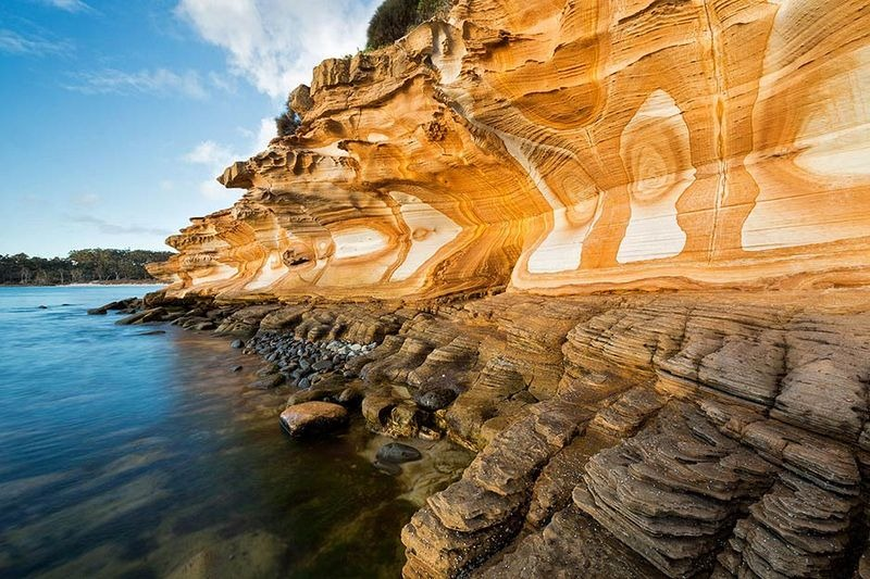 painted-cliffs-maria-island-7