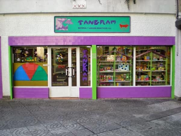 Foto Tangram - Materiales y juegos didácticos 1