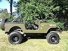 Jeep CJ7 Army Wrangler 4x4 CJ 7 Willys MB