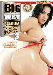 Big Wet Brazilian Asses! 3